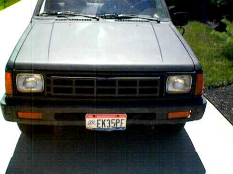 Doin' Work In The D-Fiddy (Dodge D50) –BuyTrucks.ca