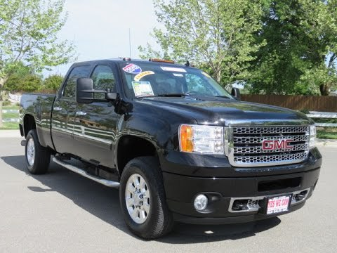 2012 GMC Sierra Denali Used Cars R&R Sales Chico Ca –BuyTrucks.ca