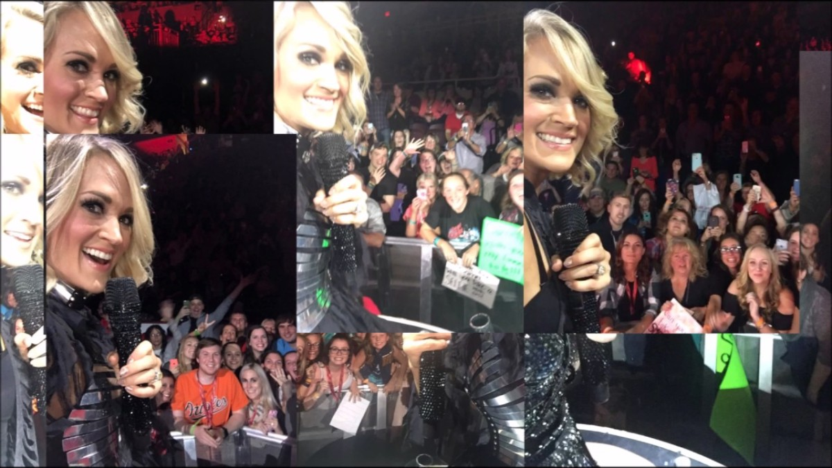The Storyteller Tour – The Time of Our Lives – #CarrieUnderwood #CountryMusic #Videos