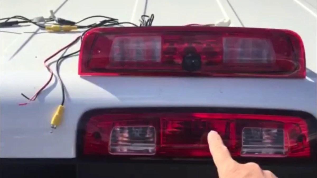 OEM Infotainment Dodge Truck Cargo Camera Install –BuyTrucks.ca